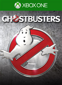 Ghostbusters Xbox One Box Art