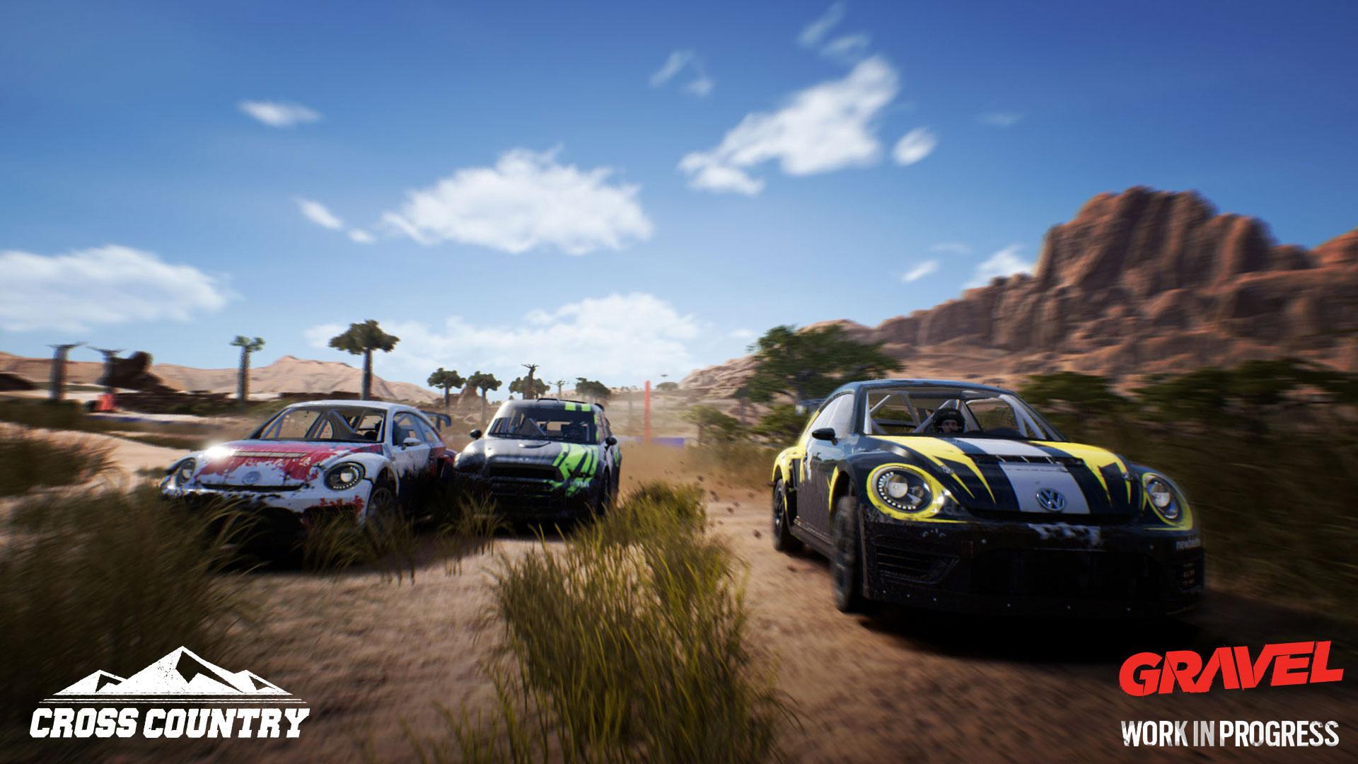 Gravel Xbox Screenshot