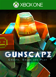 Gunscape Xbox One Box Art