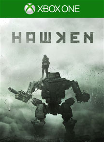 Hawken Xbox One Box Art