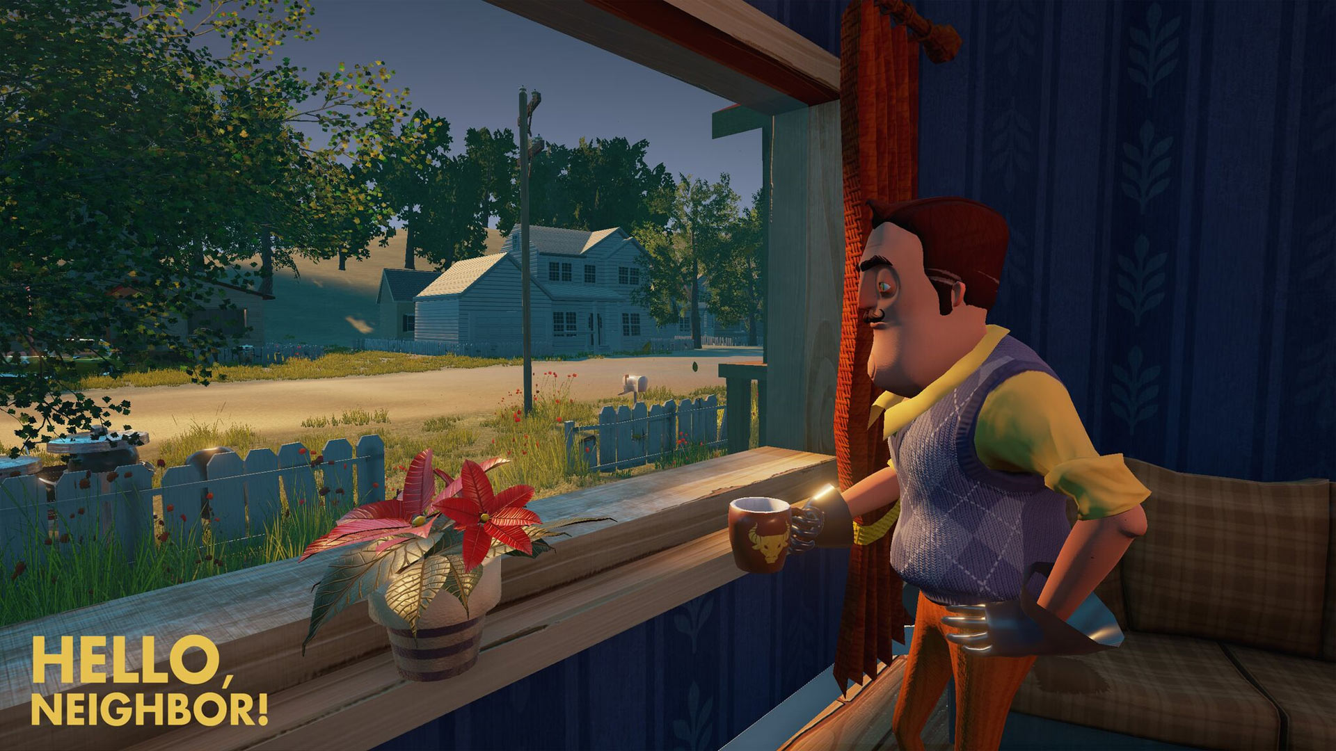 Hello Neighbor Playstation 4 Screenshot
