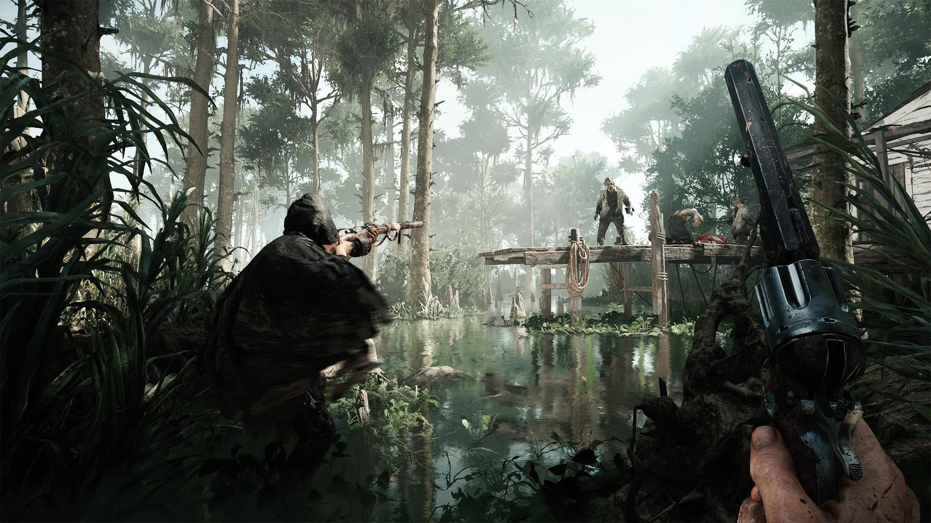 Hunt: Showdown Screenshot E3 2017 Impressions