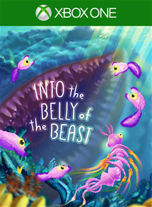 Into the Belly of the Beast Xbox One Box Art