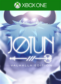 Jotun: Valhalla Edition Xbox One Box Art