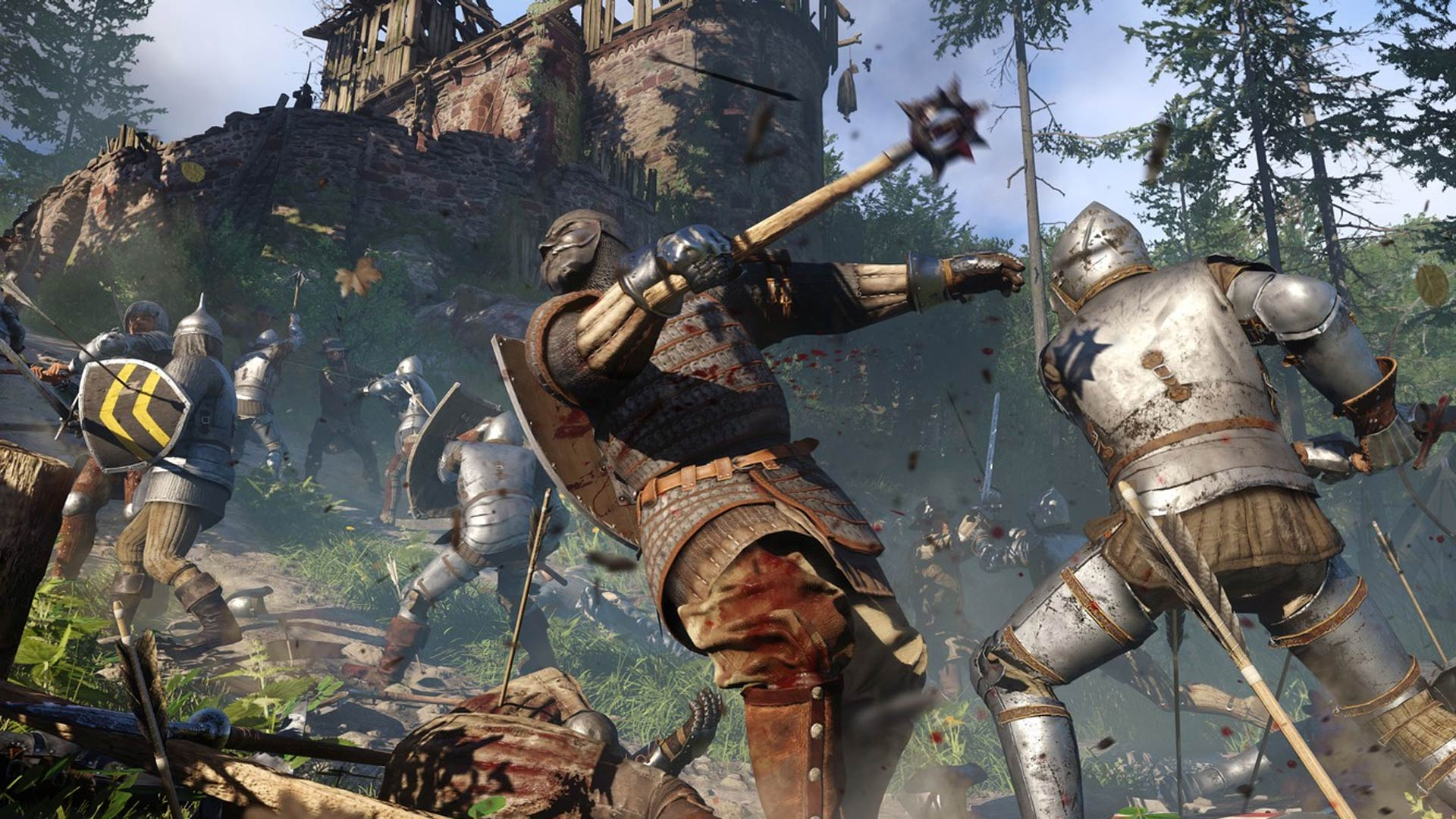 Kingdom Come: Deliverance Install Size Screenshot