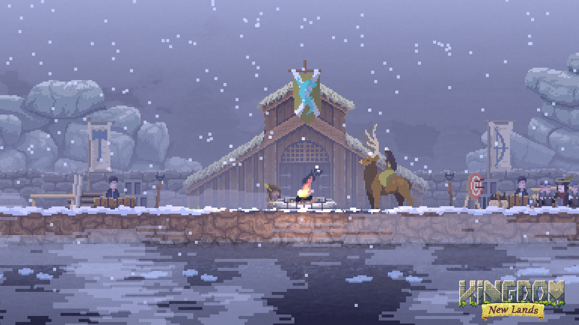 Kingdom: New Lands Xbox One Screenshot