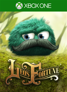 Leo's Fortune Xbox One Box Art
