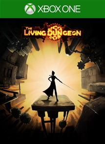 The Living Dungeon Xbox One Box Art