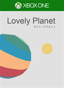 Lovely Planet Xbox One Box Art