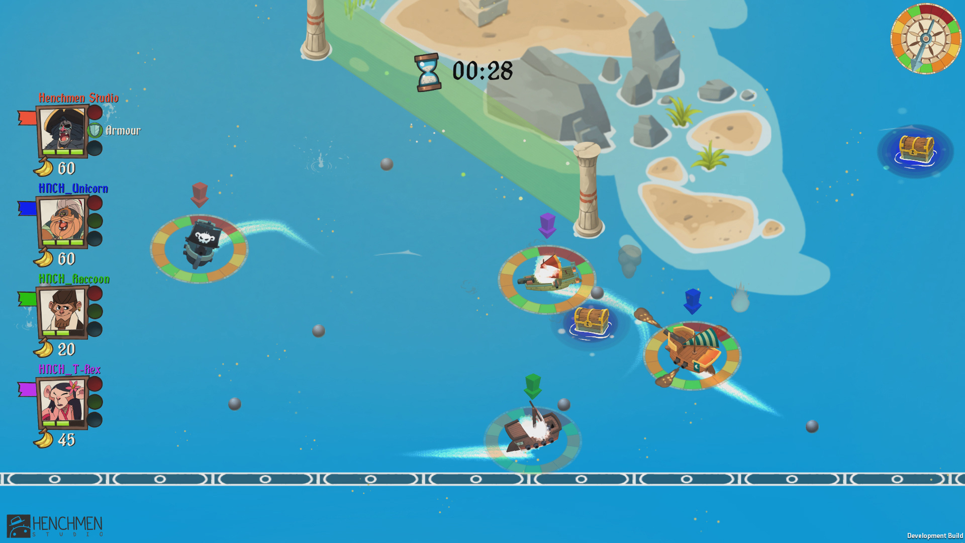 Monkey Pirates Xbox One Screenshot