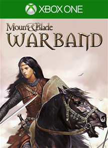 Mount and Blade: Warband Xbox One Box Art