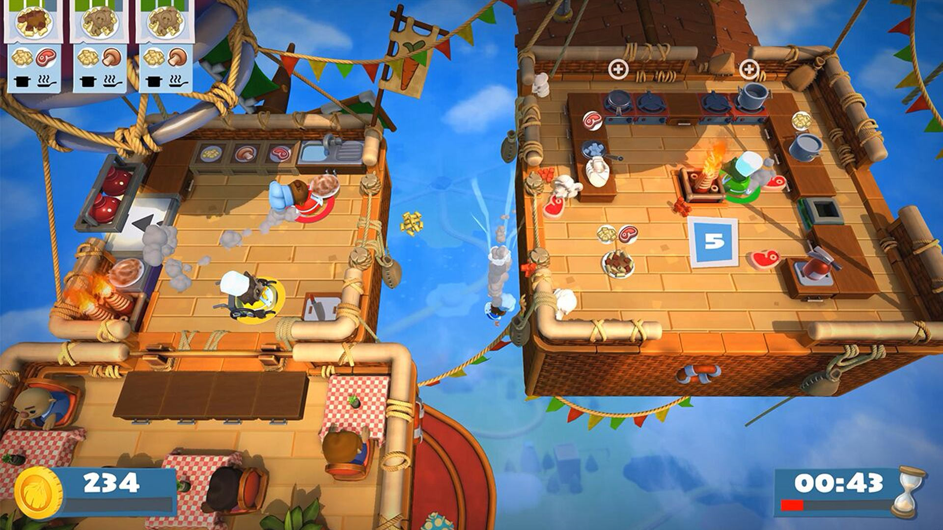 Overcooked 2 Coop Screenshot