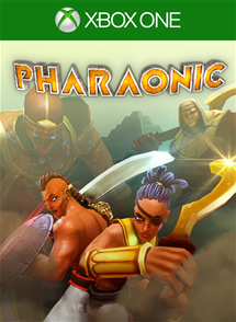 Pharaonic Xbox One Box Art