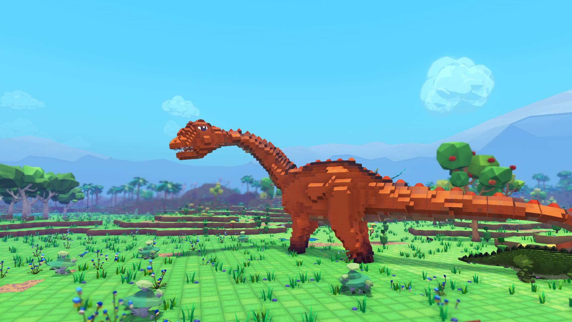 PixARK Screenshot Dragon