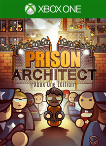 Prison Architect Xbox One Box Art