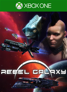 Rebel Galaxy Xbox One Box Art