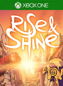 Rise & Shine Xbox One Box Art