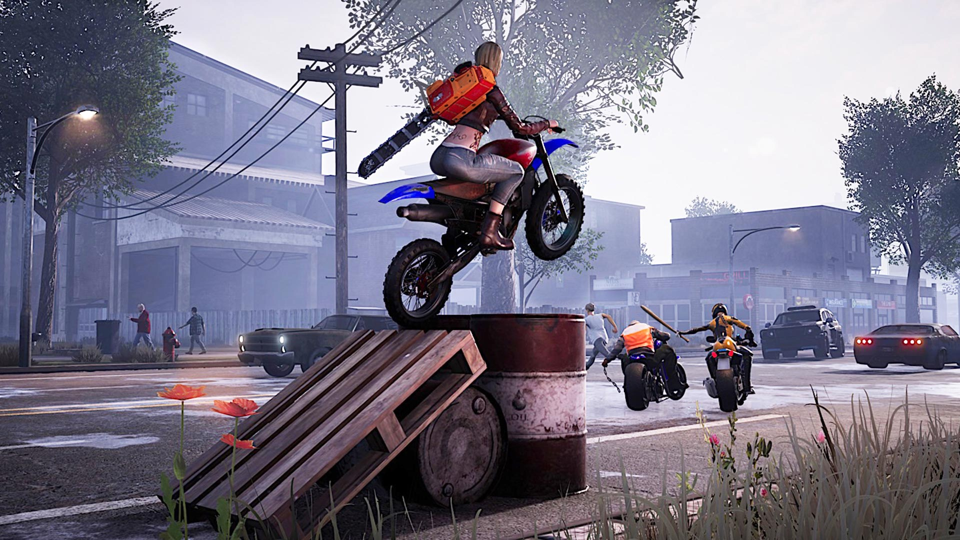 Road Rage Xbox Screenshot