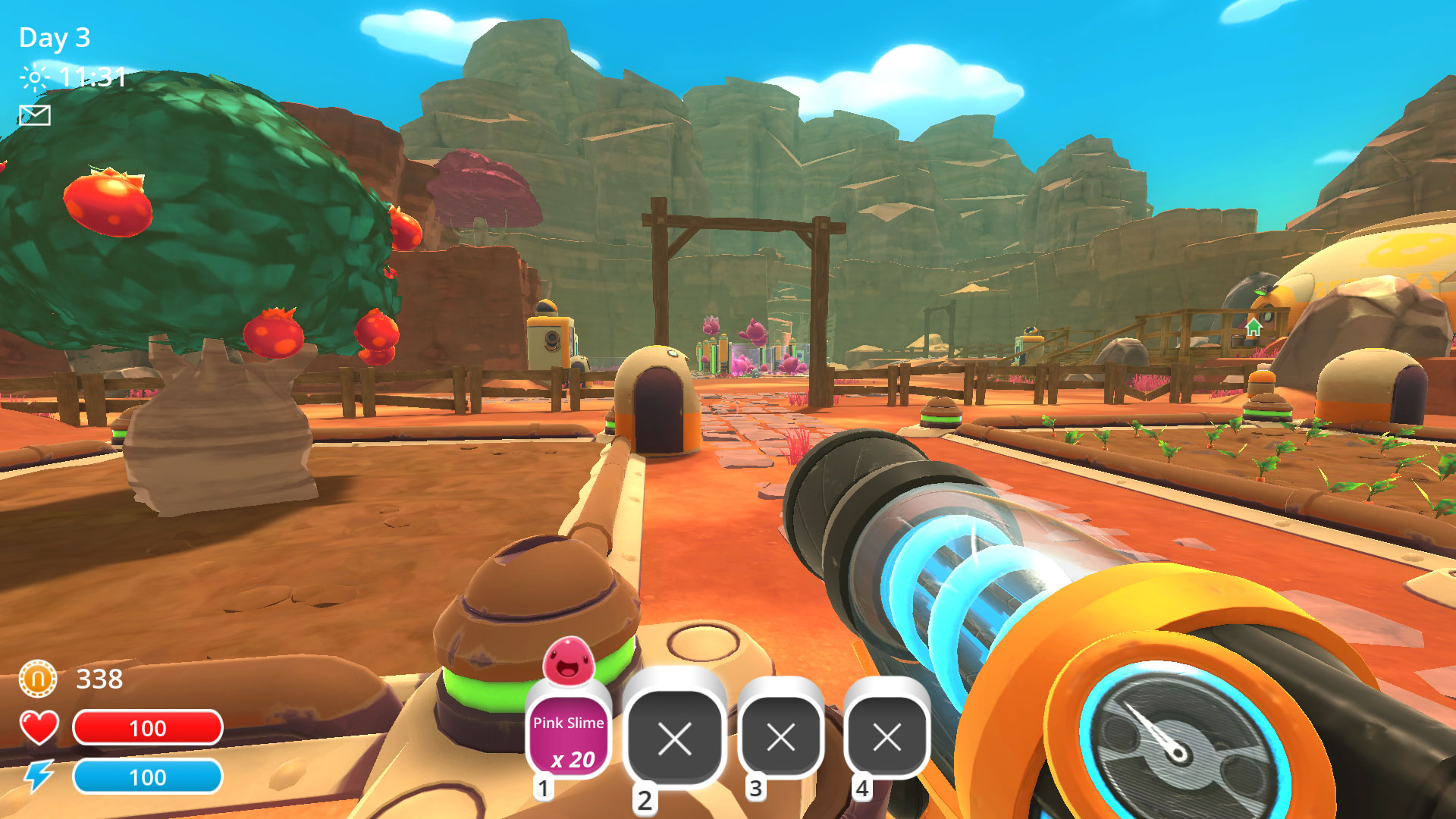 Slime Rancher Xbox One Impressions - Gamerheadquarters