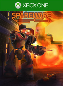 Spareware Xbox One Box Art