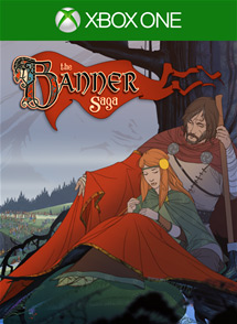 The Banner Saga Xbox One Box Art