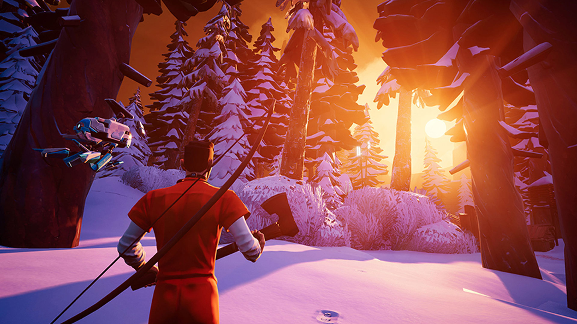 Darwin Project Xbox Screenshot