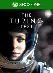 The Turing Test Xbox One Box Art