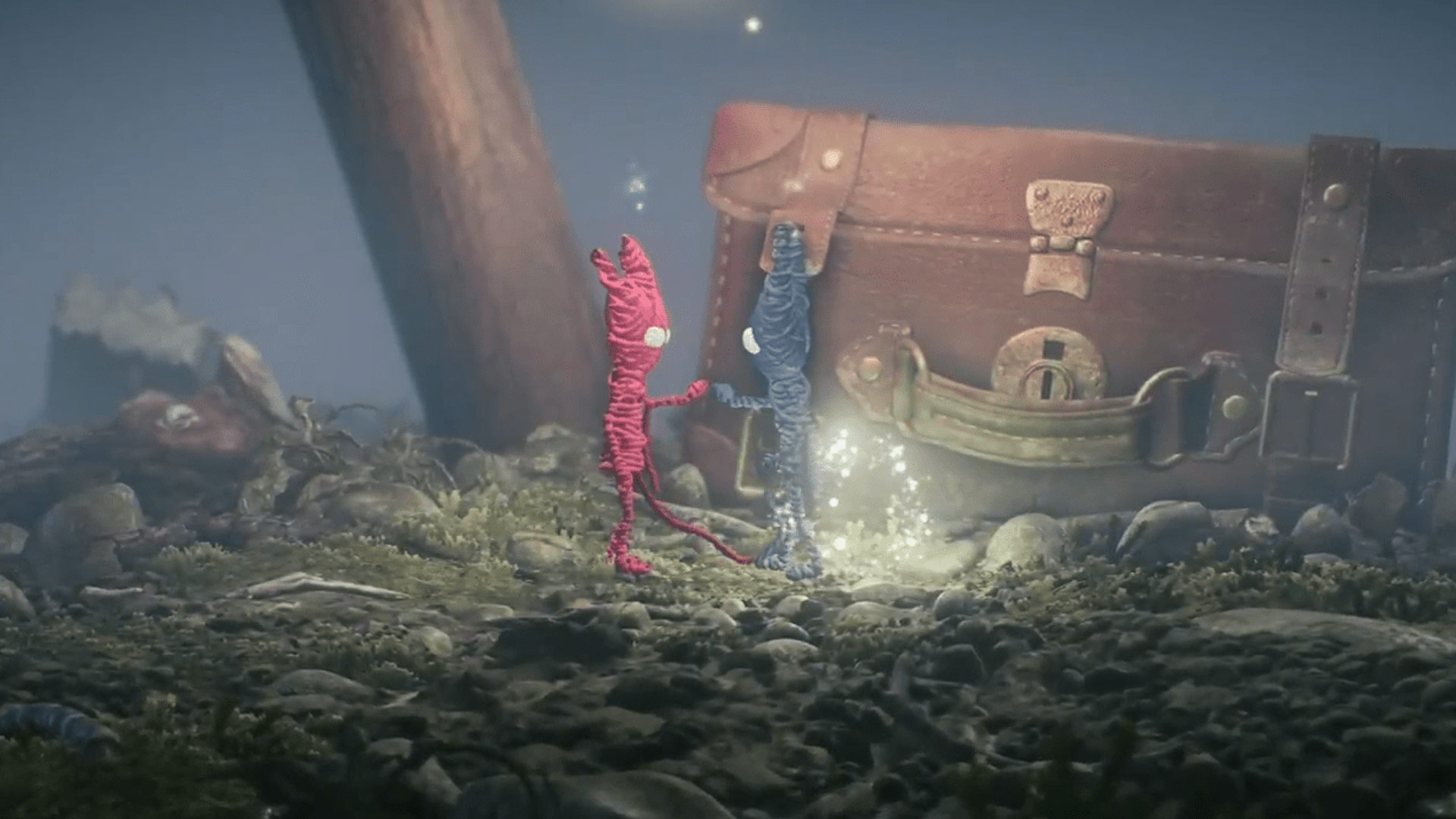Unravel Two Xbox One X