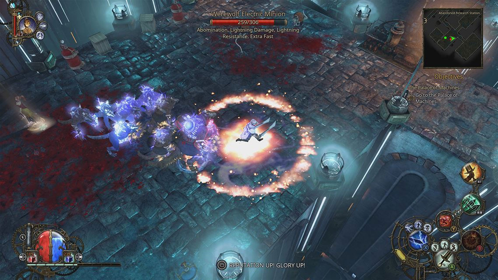 The Incredible Adventures of Van Helsing 2 Xbox One Screenshot