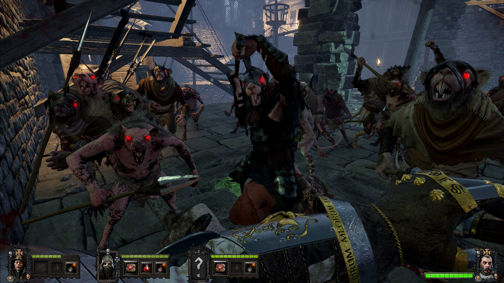 Warhammer: End Times - Vermintide Games with Gold Interview