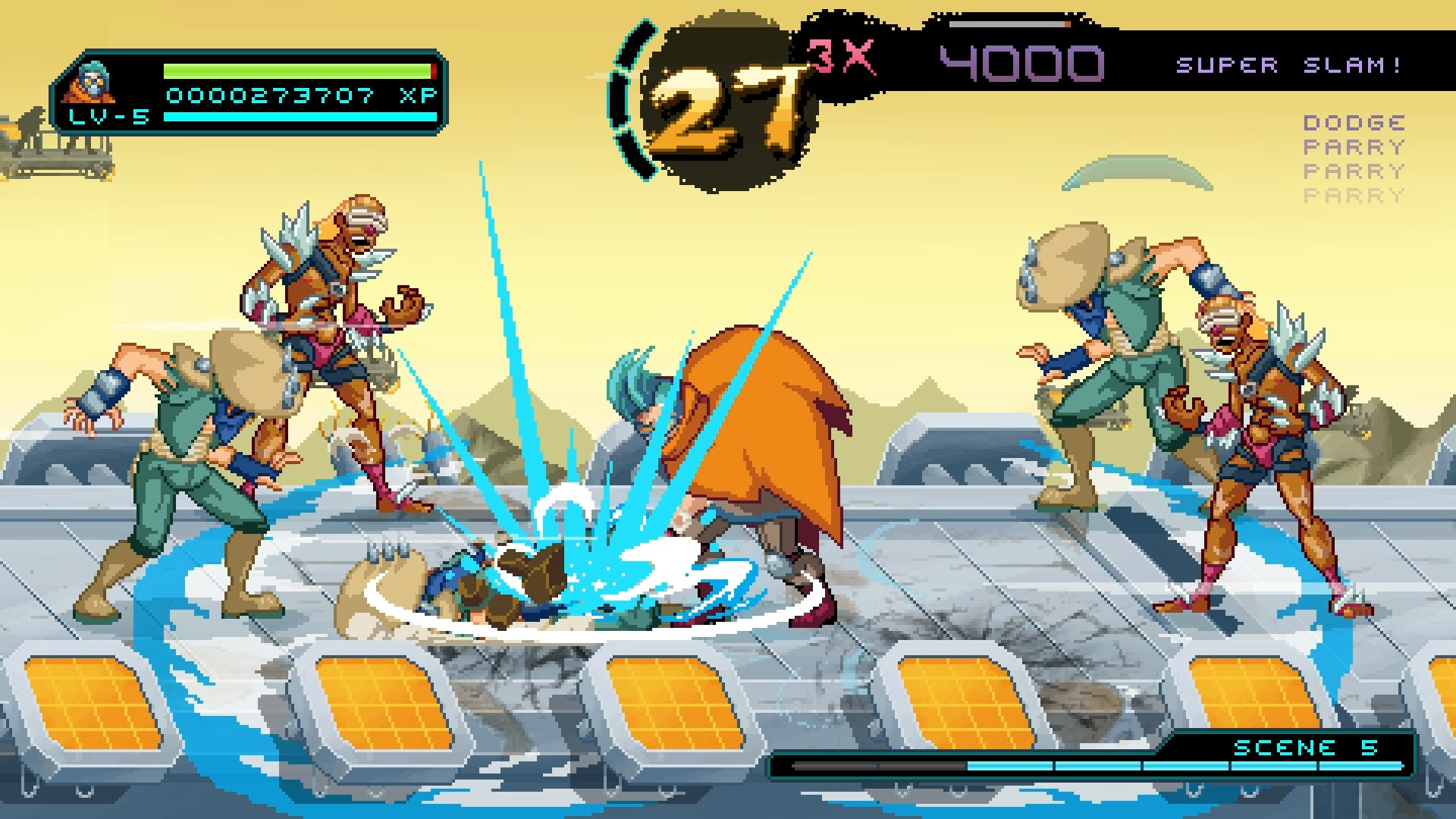 Way of the Passive Fist Review Xbox Wallpaper Screenshot