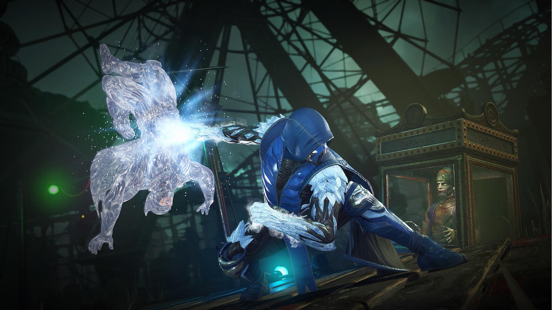 Injustice 2 Sub Zero Review Gamerheadquarters
