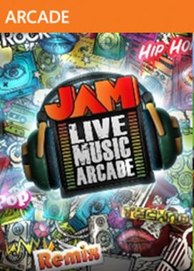 Jam Live Music Box Art