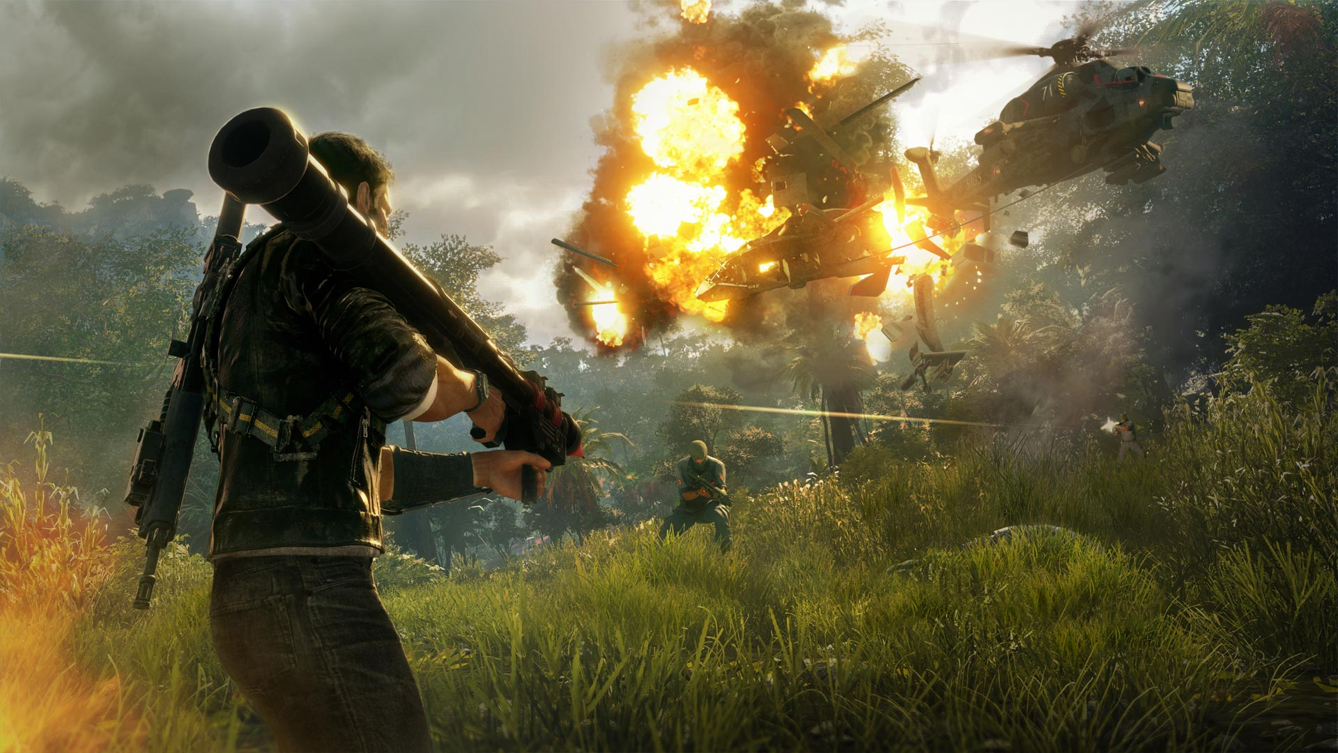 Just Cause 4 Xbox Screenshot