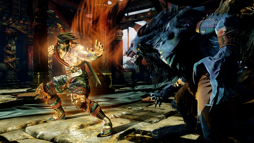 Killer Instinct Install Size Screenshot