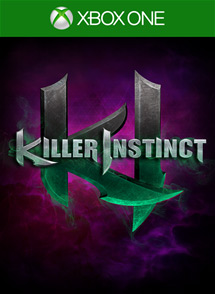 Killer Instinct Season 3 Ultra Edition Xbox One Box Art