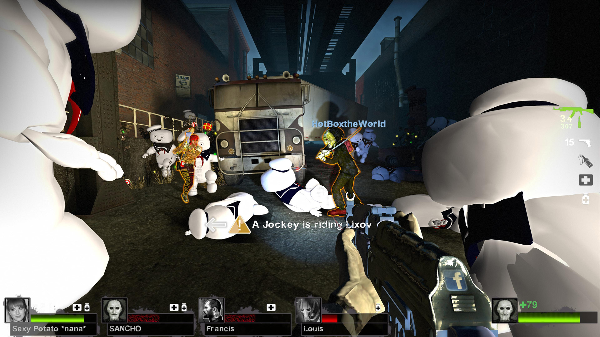 Left 4 Dead 2 is Still Fresh with Mods