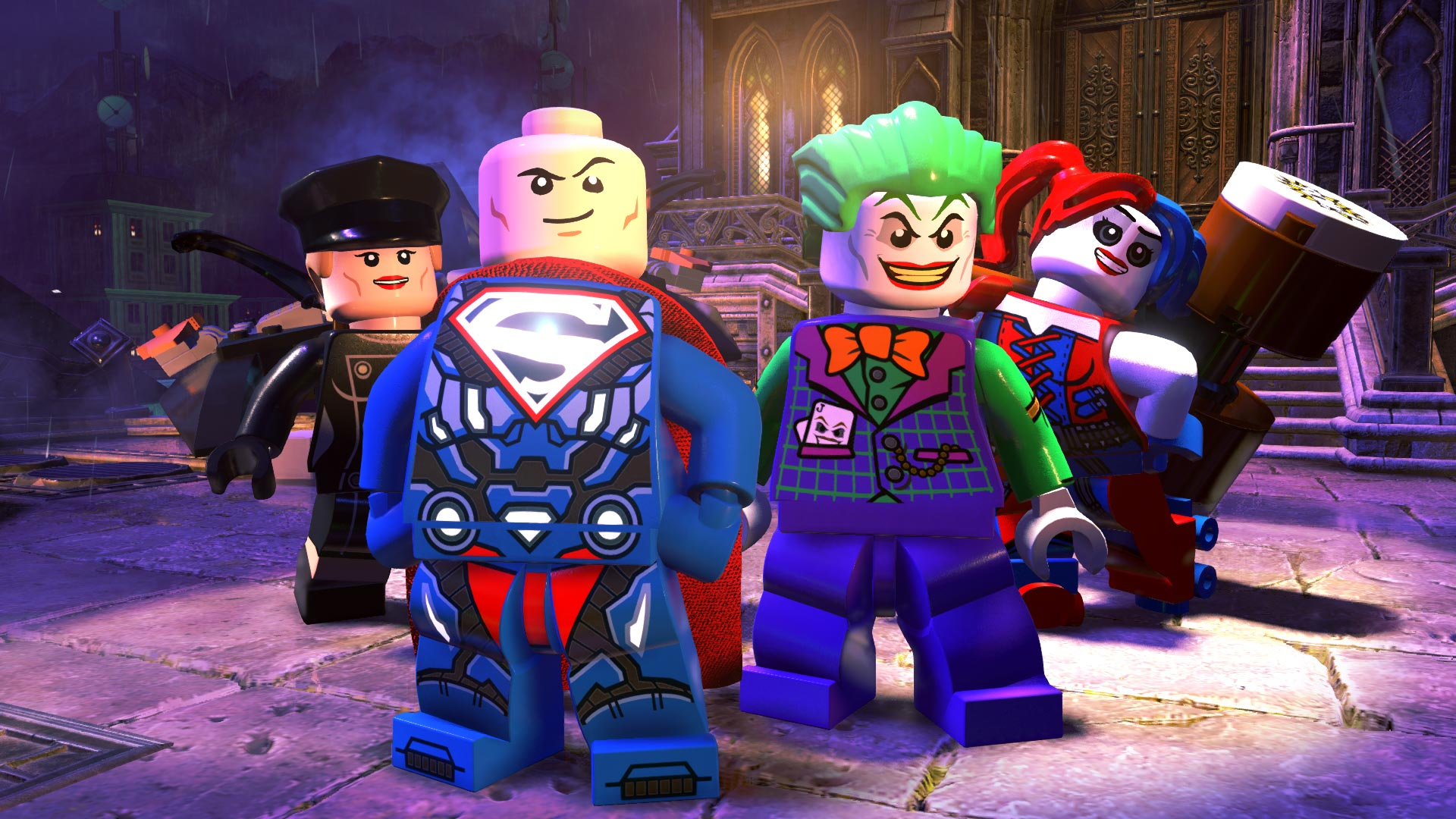 LEGO DC Super-Villains Aquaman Movie Level Pack 1 Screenshot