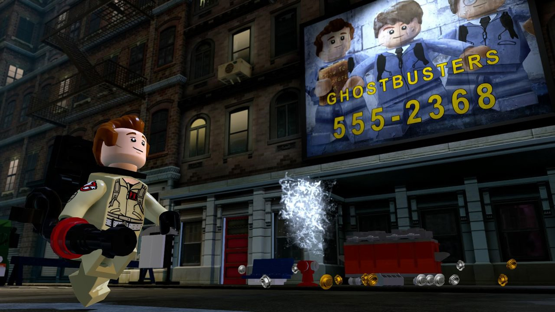 LEGO Dimensions Ghostbuster Level Pack