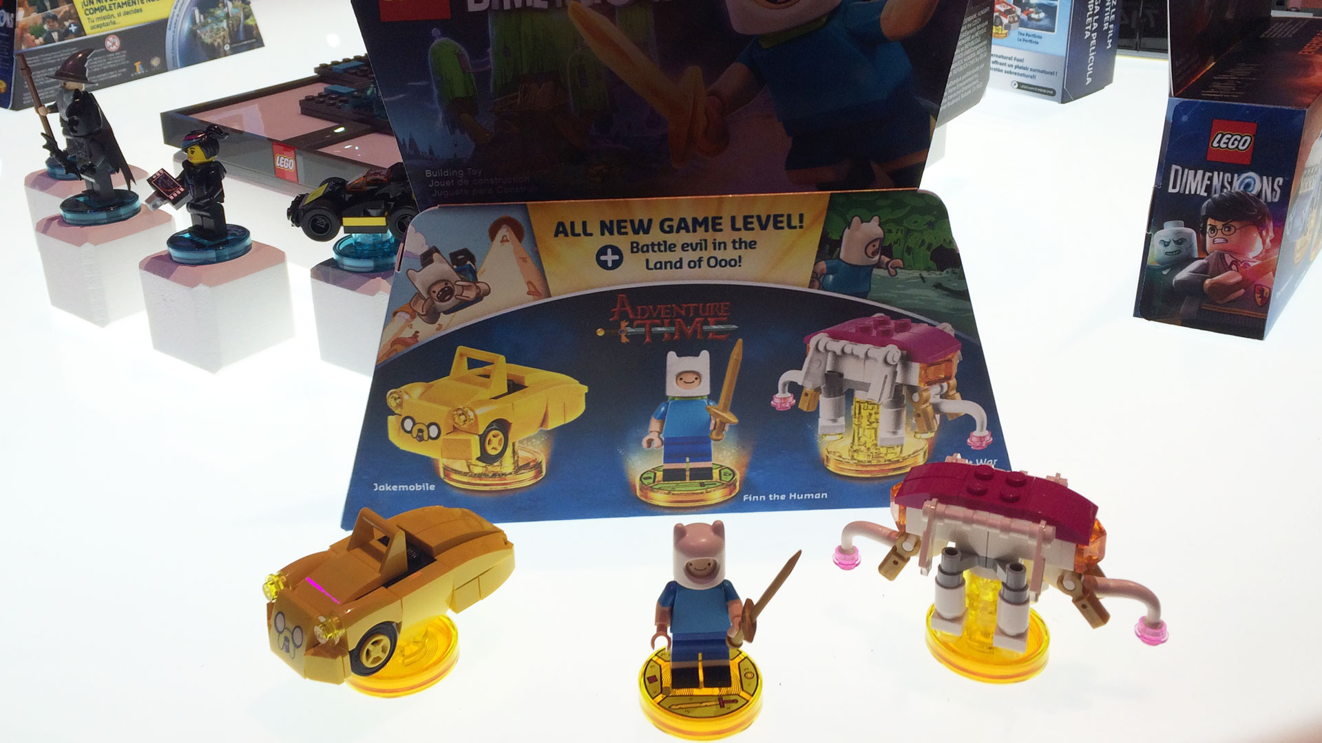 lego dimensions harry potter enchanted car instructions