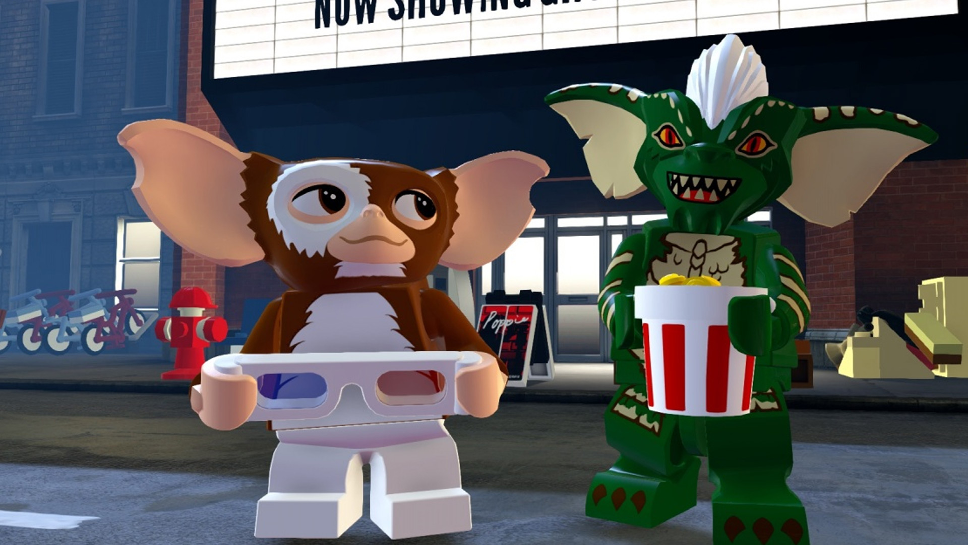 LEGO Dimensions Gremlins Team Pack