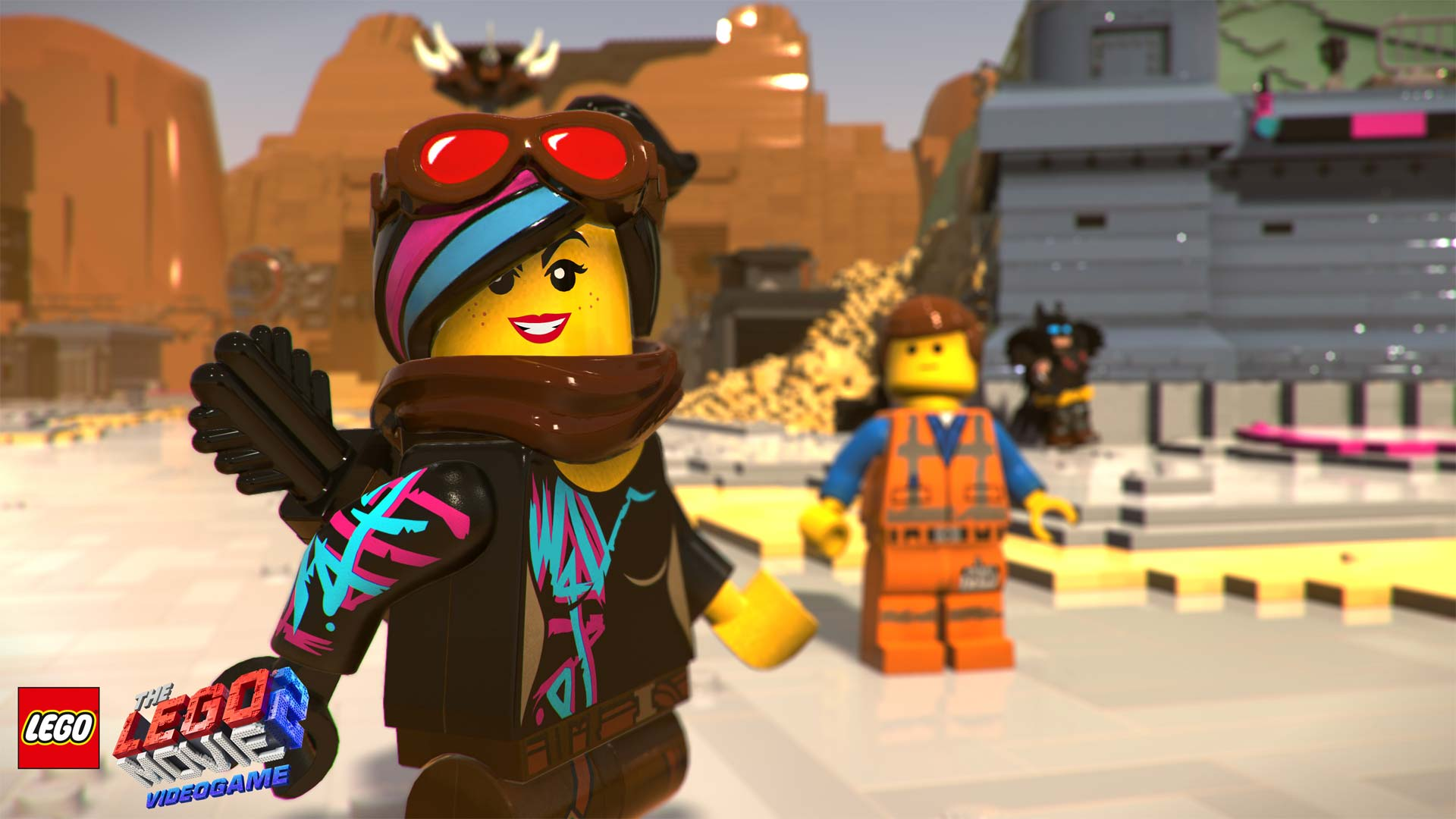 The LEGO Movie 2 Videogame Review Xbox Wallpaper Screenshot