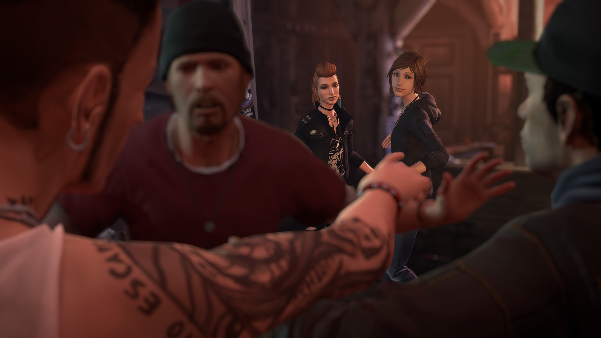 Life is Strange: Before the Storm Episode 1: Awake Screenshot