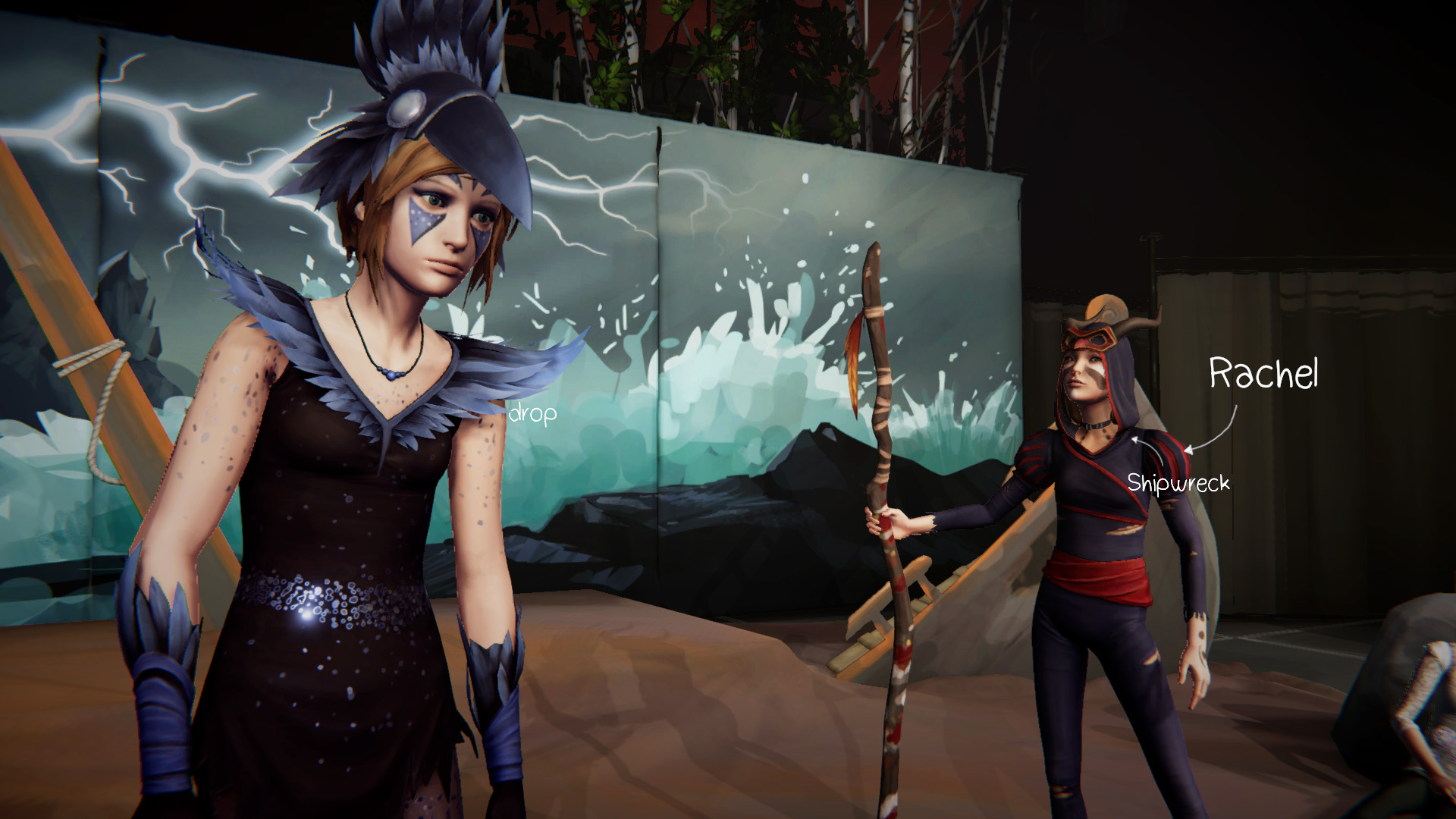 Life is Strange: Before the Storm Episode 2: Brave New World Screenshot