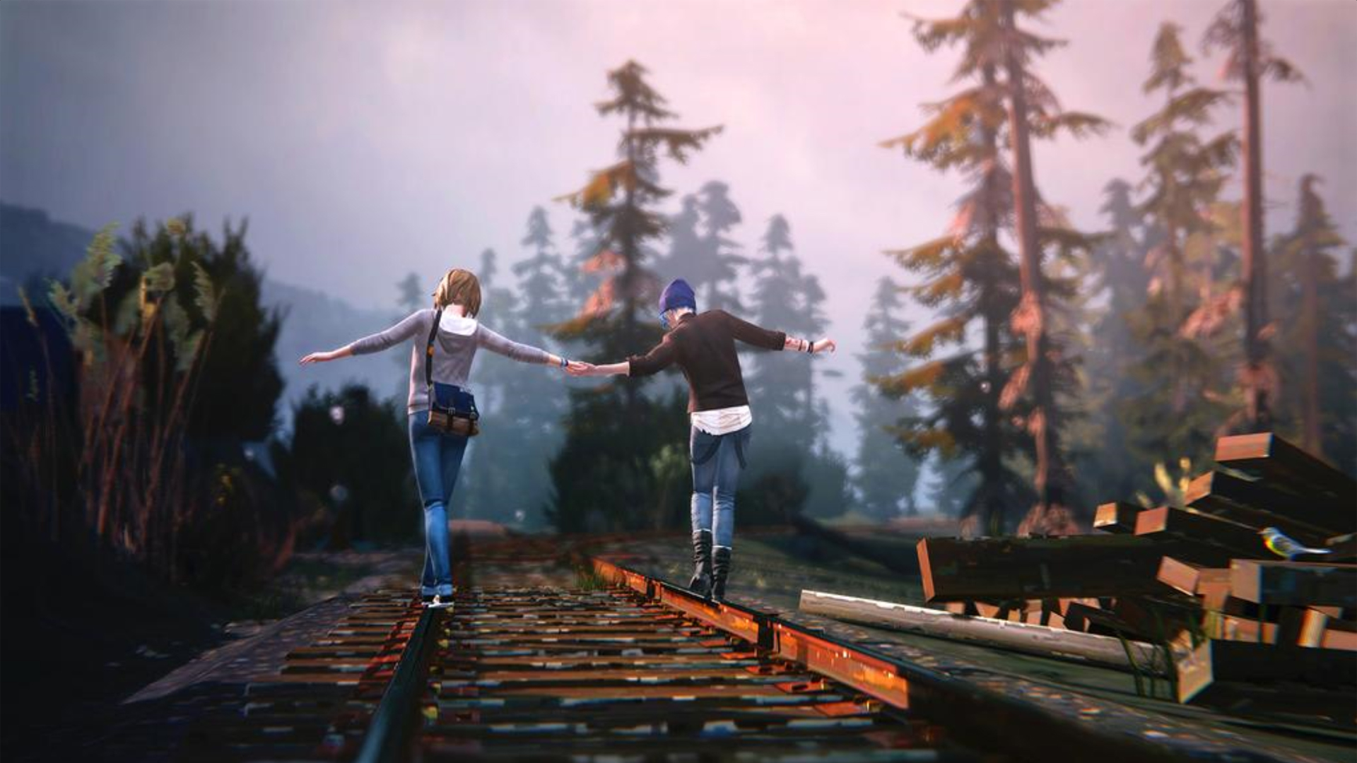 Life is Strange Mobile Announced Screenshot