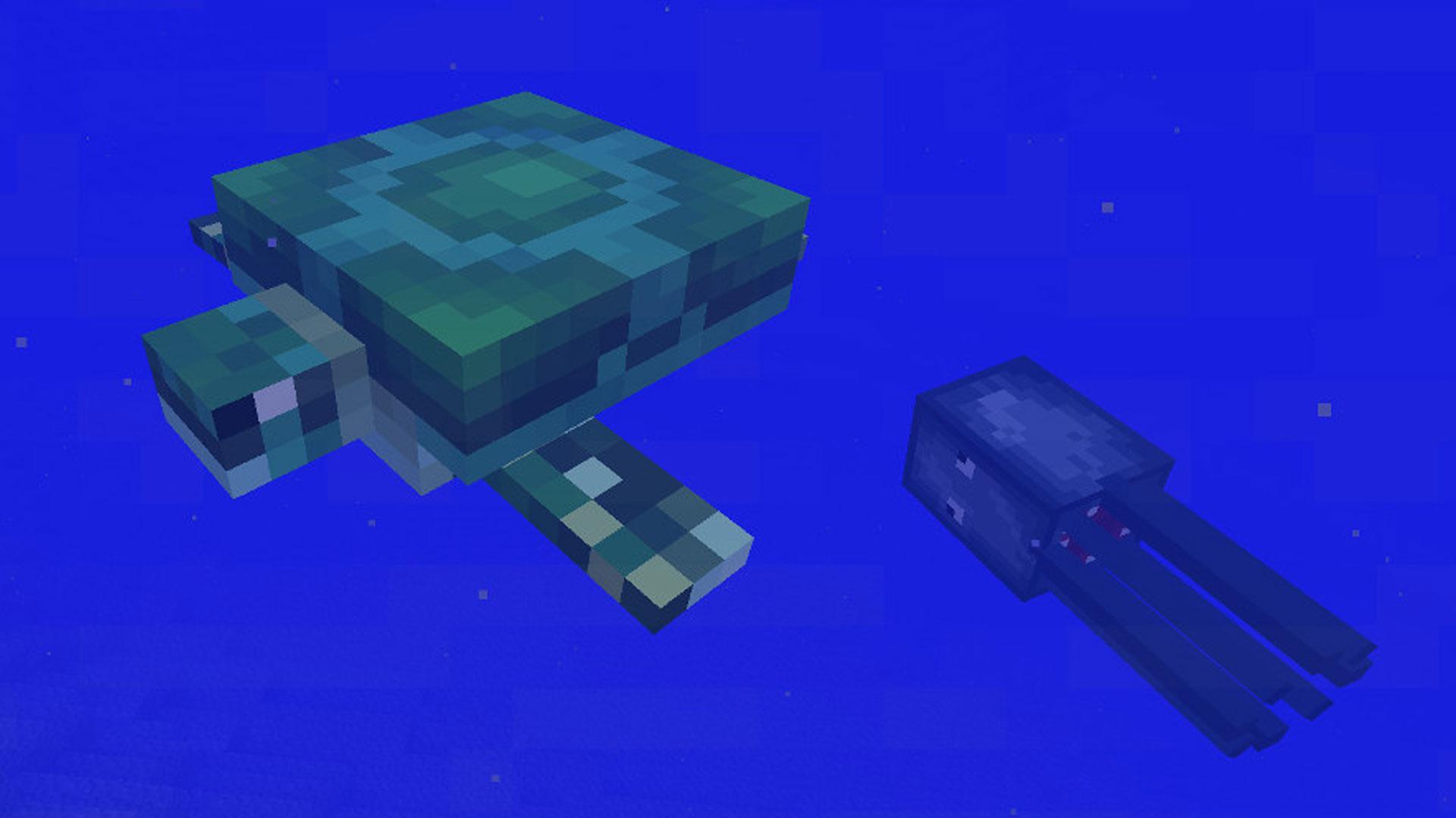 Minecraft Turtles Screenshot