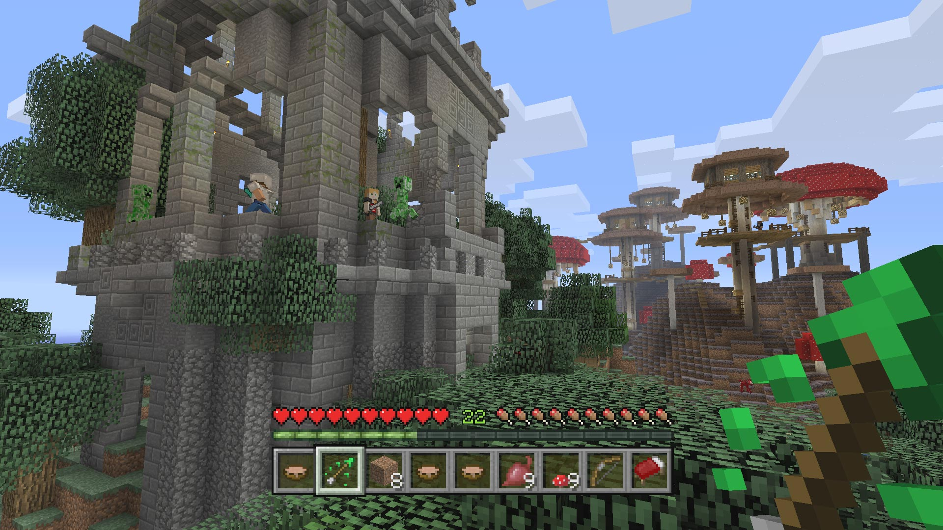 Minecraft Xbox: 5 Years Later