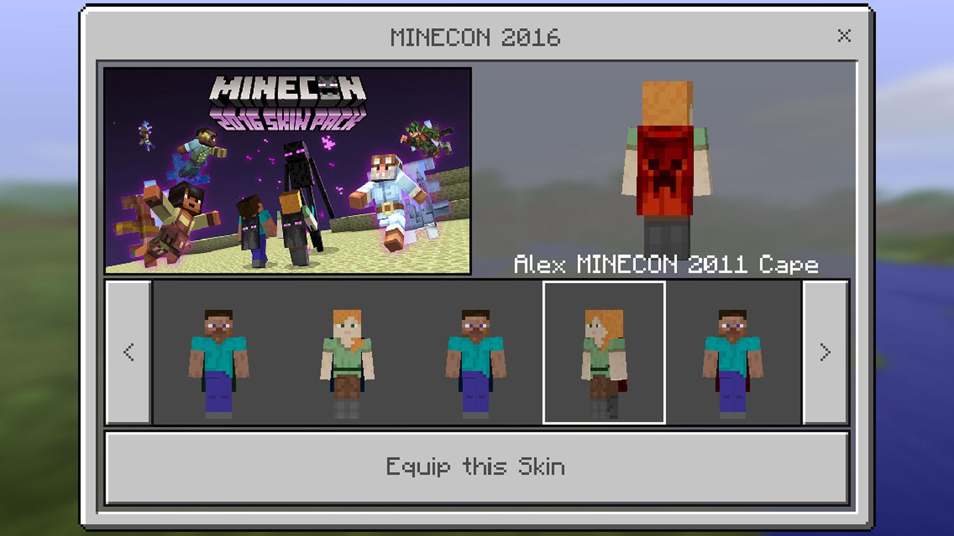 Minecraft Skins For Windows 11 Edition - Gambleh p