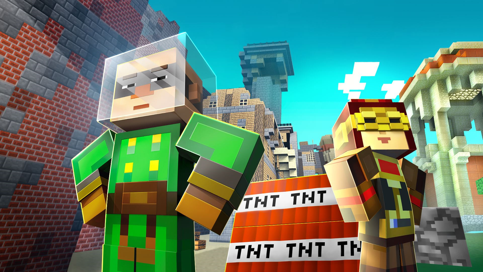 Minecraft Story Mode 2: Assembly Required Screenshot