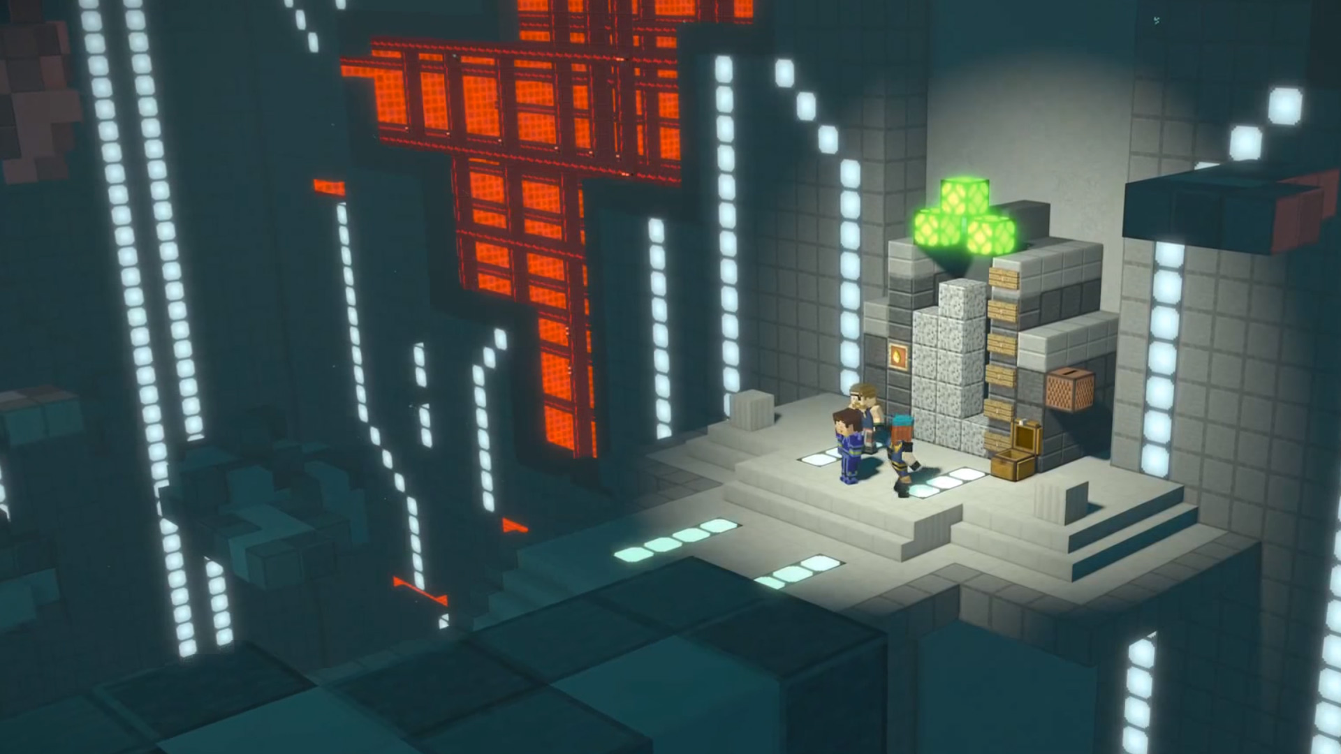 Stuff To Build From Minecraft Story Mode In Regular Minecraft